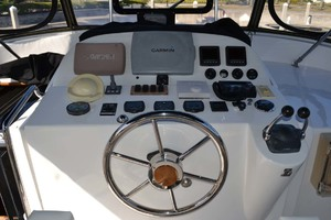 54' Pama 540 Xl Pilothouse 2007 Helm