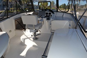 54' Pama 540 Xl Pilothouse 2007 Flybridge