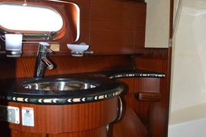 54' Pama 540 Xl Pilothouse 2007 Guest Head