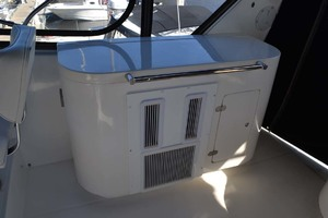 54' Pama 540 Xl Pilothouse 2007 Wet Bar