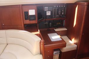 54' Moody Cruising Sailboat 2001 NAVIGATION STATION