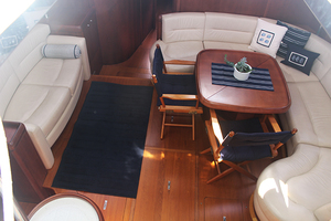 54' Moody Cruising Sailboat 2001 SALON