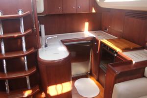 54' Moody Cruising Sailboat 2001 GALLEY