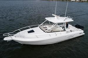 31' Intrepid 310 Walkaround REPOWERED 2007 Profile Port