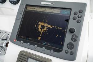 31' Intrepid 310 Walkaround REPOWERED 2007 Radar