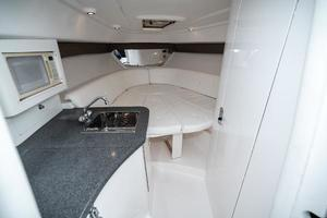 31' Intrepid 310 Walkaround REPOWERED 2007 Cabin 2