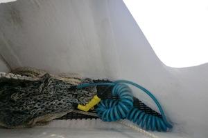 43' Tiara 4300 Sovran 2006 Anchor Locker