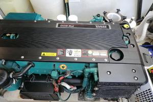 43' Tiara 4300 Sovran 2006 Engine