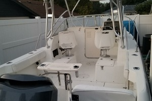 21' Boston Whaler 21 Conquest 2000