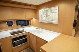 88' Riva 88' Florida 2016 Galley 3