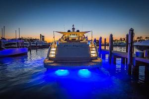 88' Riva 88' Florida 2016 Underwater Lights 2