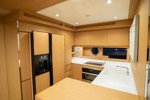 88' Riva 88' Florida 2016 Galley 2