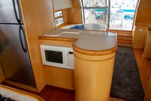 70' Johnson 70 1997 Galley 2