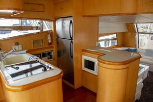 70' Johnson 70 1997 Galley 1