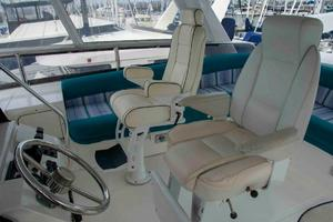 70' Johnson 70 1997 FB helm seats