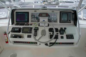 70' Johnson 70 1997 FB helm