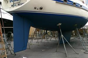 55' Tayana Center Cockpit 1992