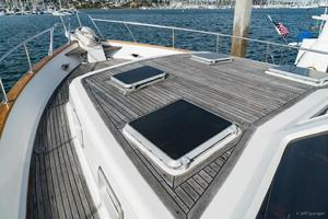 48' Offshore Yachts Cockpit Motoryacht 1986