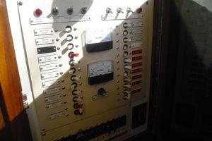 35' Californian Convertible 1985 Electrical Distribution Panel