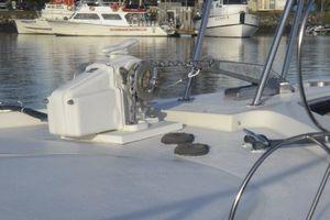 35' Californian Convertible 1985 Anchor and HD Windlass