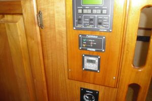 35' Californian Convertible 1985 Inverter and Battery Control Panels