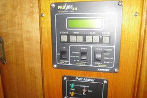 35' Californian Convertible 1985 Inverter Control Panel