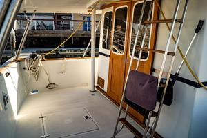 34' DeFever Trawler 1976
