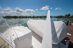 64' Hatteras Flybridge Motoryacht 2008 Boat Deck