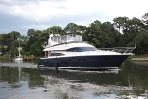 62' Neptunus Flybridge With Euro Transom 2008 Profile