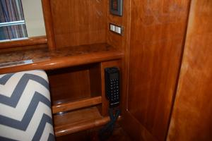 62' Neptunus Flybridge With Euro Transom 2008 Cell phone