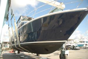 62' Neptunus Flybridge With Euro Transom 2008 Hauled out