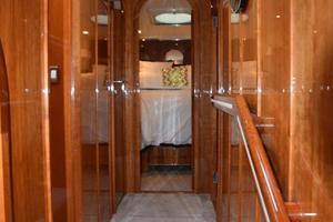 62' Neptunus Flybridge with Euro Transom 2008 Companionway