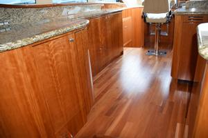 62' Neptunus Flybridge With Euro Transom 2008 Galley sole