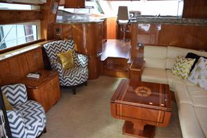 62' Neptunus Flybridge With Euro Transom 2008 Salon