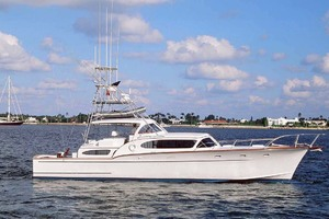 53' Rybovich Yacht Fish 1963 Profile