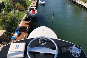 photo of Viking-61-Convertible-2004-Melissa-Pompano-Beach-Florida-United-States-Tower-Helm-1116644