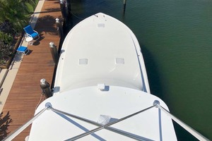 photo of Viking-61-Convertible-2004-Melissa-Pompano-Beach-Florida-United-States-Foredeck-1116645