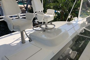 photo of Viking-61-Convertible-2004-Melissa-Pompano-Beach-Florida-United-States-Helm-Area-1116636