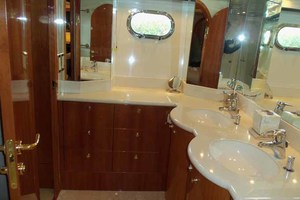 65' Neptunus Flybridge Motor Yacht 2004 Master Head Looking Starboard