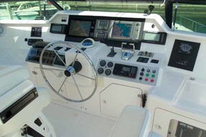 65' Neptunus Flybridge Motor Yacht 2004 Flybridge Helm