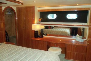 65' Neptunus Flybridge Motor Yacht 2004 Master Looking to Port