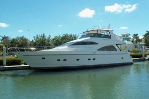 65' Neptunus Flybridge Motor Yacht 2004 Alternate Profile