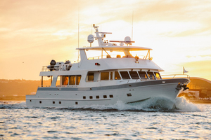 88' Outer Reef Yachts LRC Cockpit Motor Yacht 2015