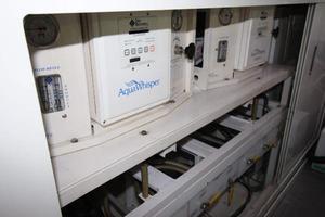 103' Westport West Bay 2000 Engine Room - Watermakers