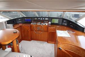 103' Westport West Bay 2000 Pilothouse - Looking Forward