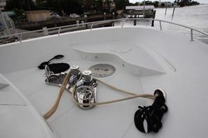 103' Westport West Bay 2000 Anchor Windlass