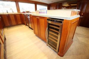 103' Westport West Bay 2000 Galley Wine Chiller