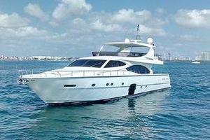 78' Ferretti Yachts  2009