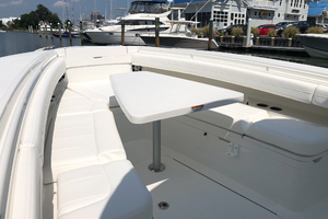 Bow Seating with Table