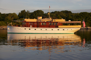 85' Mathis Trumpy Mathis Motor Yacht 1935